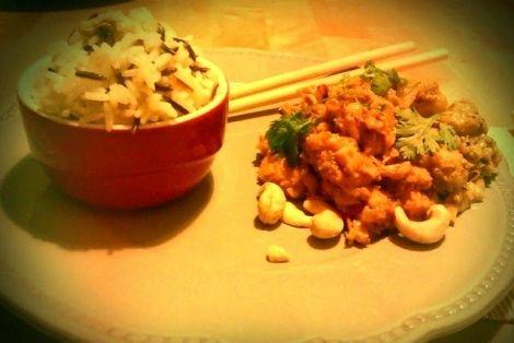 Kurczak Korma to bardzo smaczna i apetyczna potrawa kuchni indyjskiej. Przepis godny polecenia