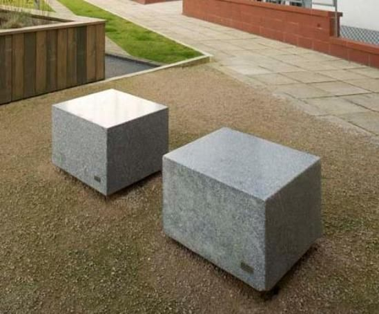 Escofet Socrates Cast Stone Benches Landscape Architecture Features Benches Pinterest