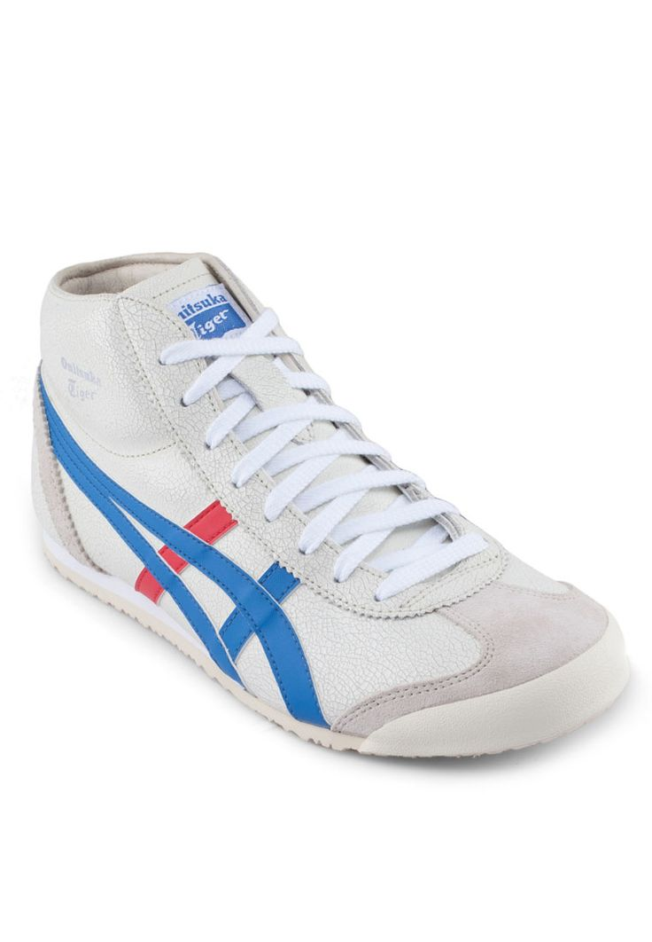 Onitsuka Tiger Mexico Mid Runner Sneakers | ZALORA Singapore