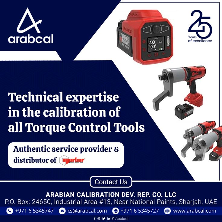 Arabcal is an authentic service provider of norbar with