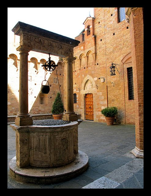 Siena, Province of Siena, region of Tuscany, Italy.
