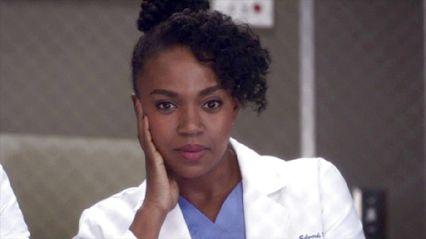 #JerrikaHinton. Doctora Stephanie Edwards en #GreysAnatomy.
