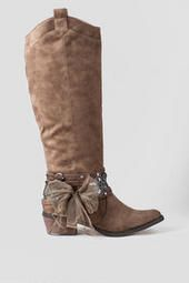 Midnight Dream Embellished Boot...Christmas??