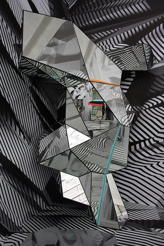 Tobias Rehberger at Schirn Kunsthalle Frankfurt 'home and away and outside'