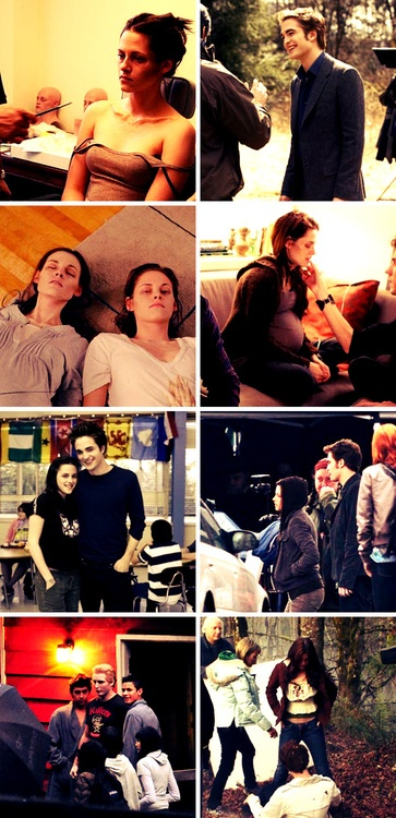 'The Twilight Saga' - Behind the Scenes.