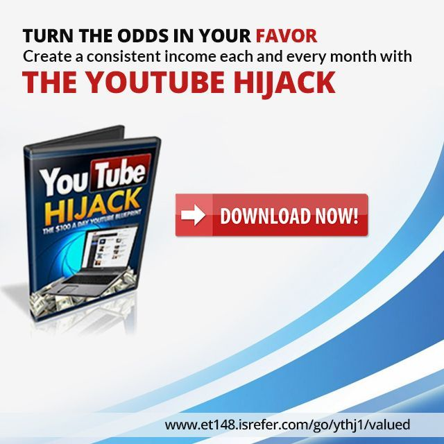 You don't need to make any videos to take advantage of The YouTube Hijack video course. Sarah Staar, the creator of this fantastic course actually implements all of the techniques in her business that is laid out in her program. Download now @ https://et148.isrefer.com/go/ythj1/valued   #YouTube   #Marketing   #Tutorials   #FREE   #Earn   #Money   #Online   #Affiliate   #Training   #SarahStaar