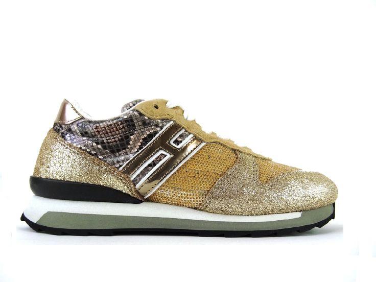 Chaussures De Sport Pour Les Femmes En Vente, Blanc, Cuir, 2017, 37 40 Hogan