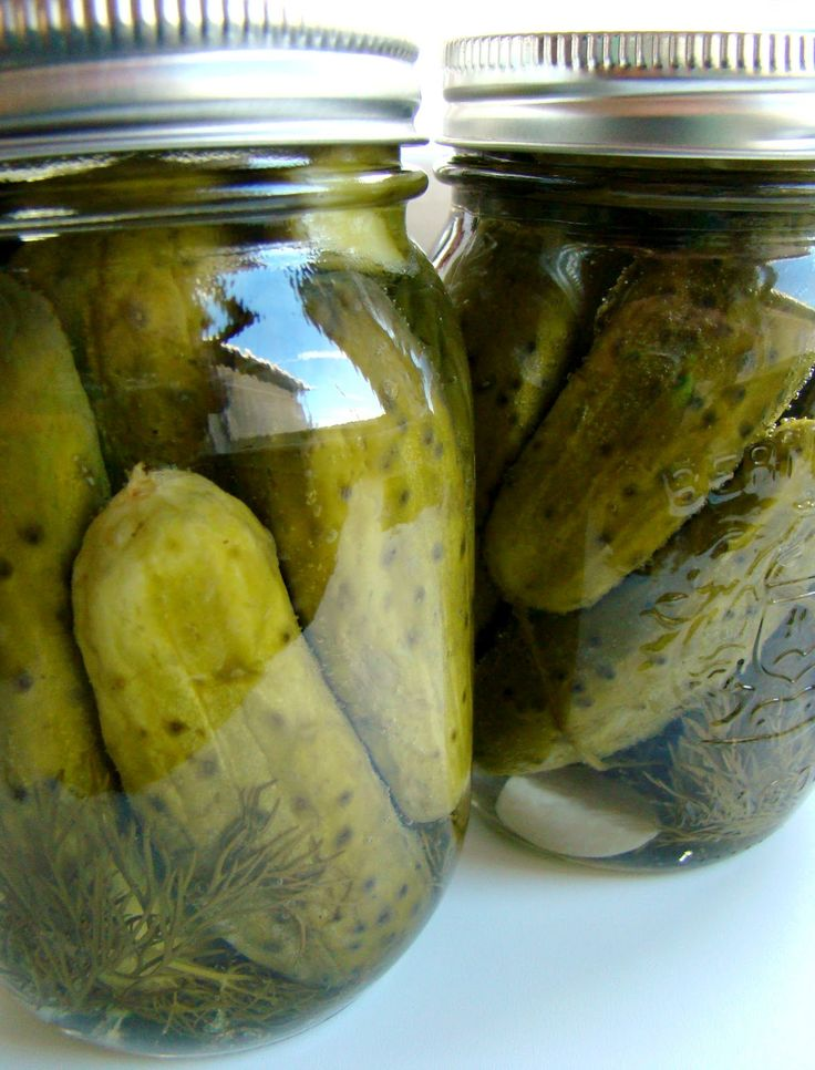 how to make new pickles