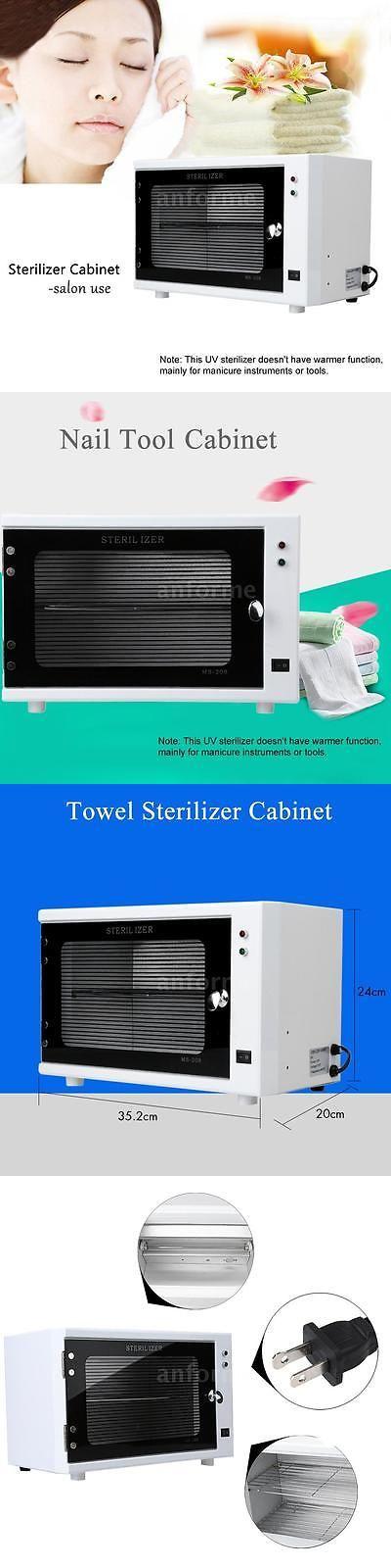 Sterilizers and Towel Warmers: 10W Uv Sterilizer Cabinet Beauty Salon Spa Nail Towel Machine 110V Us Plug E7c3 -> BUY IT NOW ONLY: $38.68 on eBay!