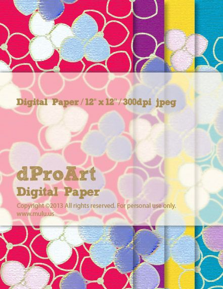 Digital Japanese Paper 01