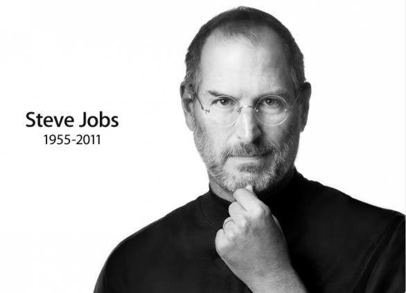 Steve Jobs One Year Tribute