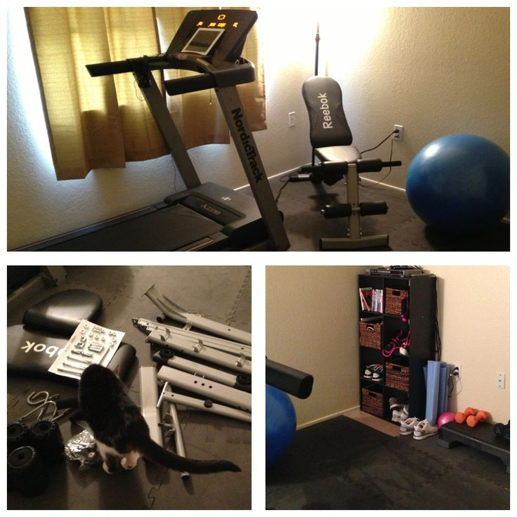 Best images about small home gym on pinterest ottoman