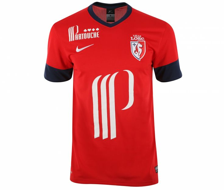 Main Kits Lille OSC 2013-2014