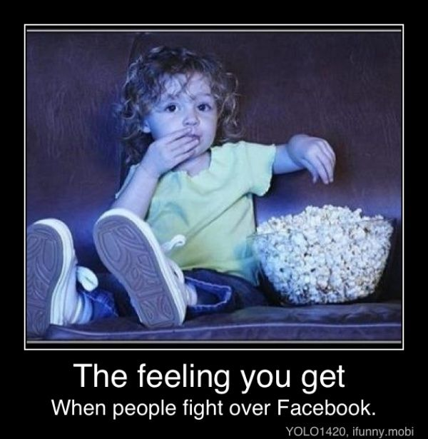 LMAO: Funny Pics, Funny Pictures, Facebook Fight, Quote, Truths, Funny Stuff, So True, Facebook Dramas, True Stories