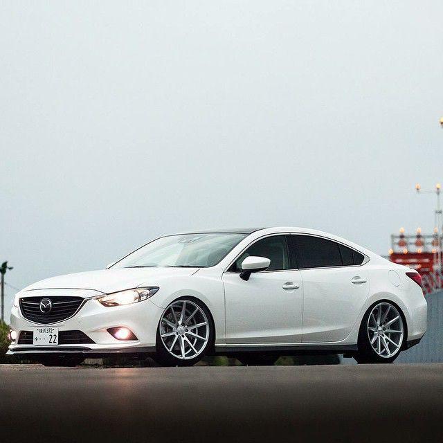 Mazda Auto: Mazda Atenza From @vossen_japan #atenza #autoaddicts