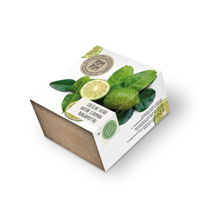 Szicíliai nyár natúr szappan bergamotal * Sicilian summer natural soap with bergamot