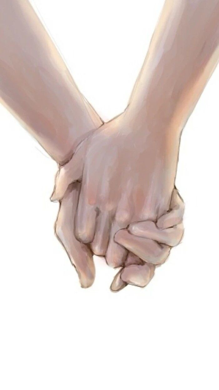 тип пара руки картинка арт здесь