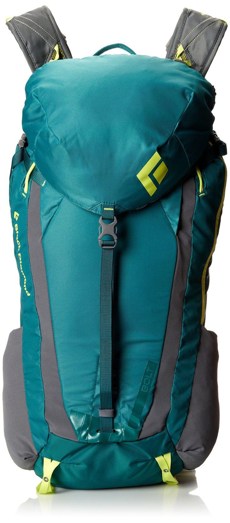 Amazon.com : Black Diamond Bolt Backpack, Coal, Small/Medium : Hiking Daypacks : Sports & Outdoors