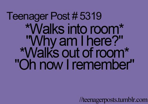 This happens to everybody!  #Teenager Post # 5319