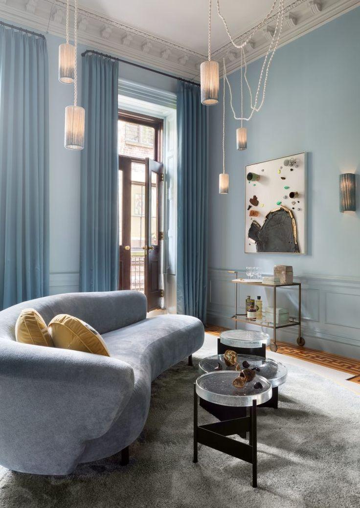 Living Room By Deborah Berke For The Brooklyn Heights Designer Showhouse 2017