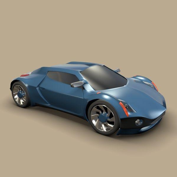 Conceptor X Concept Car Concept Cars Car 3d Model