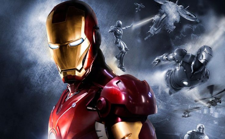 Iron Man 1 HD Wallpaper