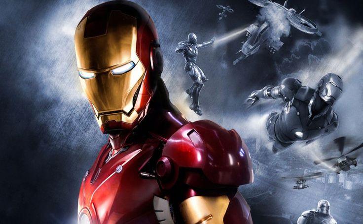 Iron Man 1 HD Wallpaper