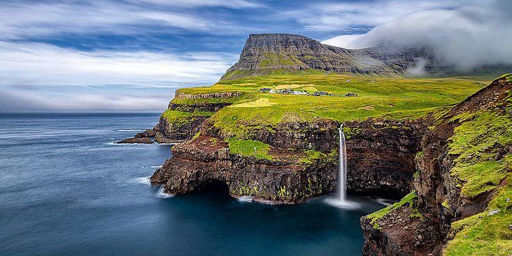 Naturens Skaperkraft panoramabilde