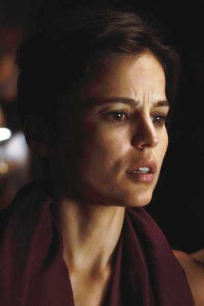 Elena Anaya- Room in Rome  The most beautiful of all.