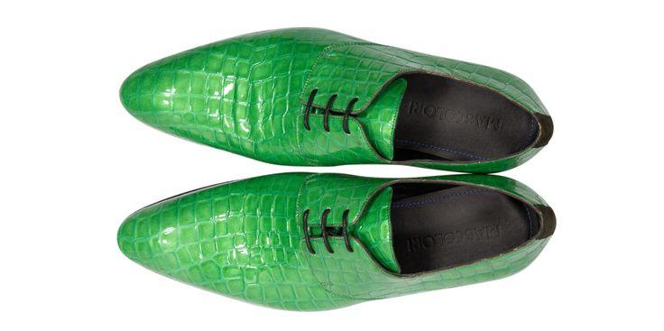 Poison stoere lakleren schoen van Mascolori  Description: Buitenkant: lakleer Binnenkant: leer Binnenzool: leer Zool: rubber doorgestikt Breedtemaat: G/H (gemiddeld)  Price: 179.00  Meer informatie  #Mascolori
