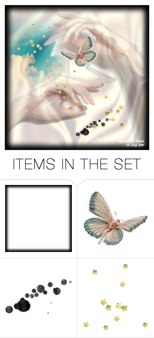 """""""Catch Release Repeat"""" by cynthiahcurtis ❤ liked on Polyvore featuring art"""