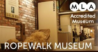 The Ropewalk Museum