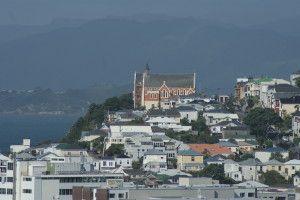 Wellington Day Tour - stunning views from Jerry Bridge's deck