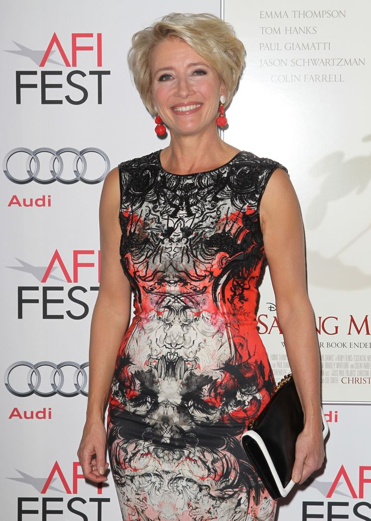 The lovely Emma Thompson