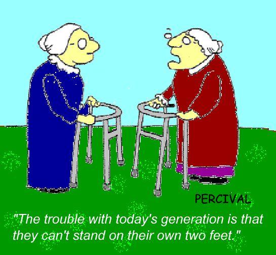 Senior Citizen Jokes.