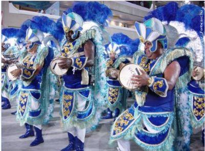 Carnaval - Bateristas no carnaval do Rio de Janeiro - Disciplina ...