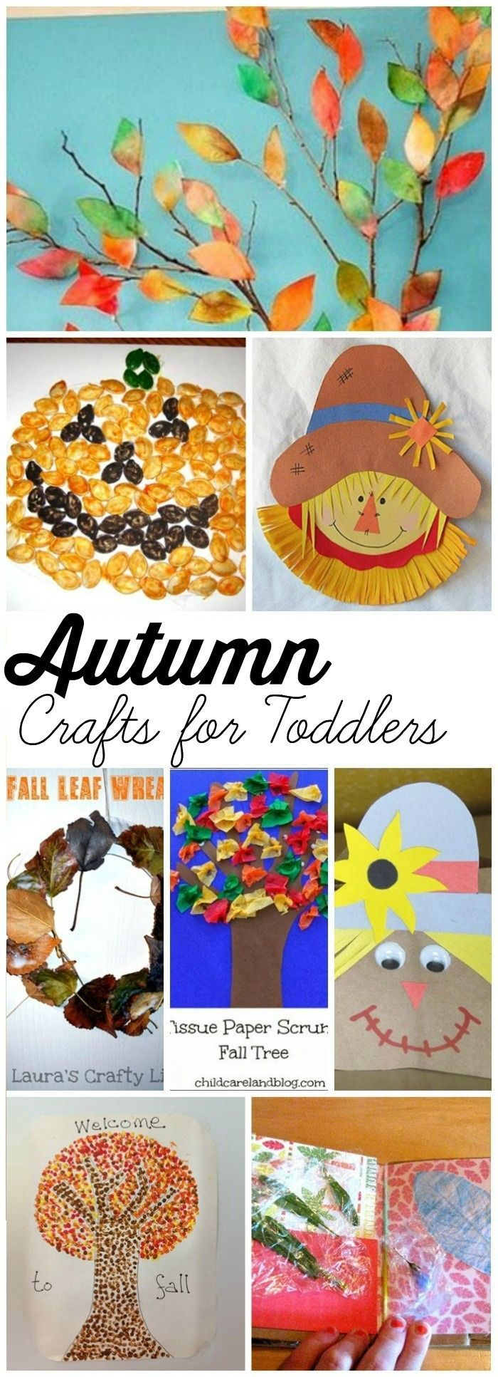 Autumn Crafts For Your #Toddlers : Favourite Autumn crafts for kids that are sure to inspire you to create something special this season!