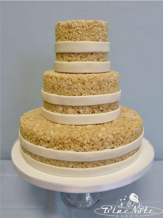 top 25 ideas about cakes rice krispies on pinterest cakes wedding cakes and butter rice. Black Bedroom Furniture Sets. Home Design Ideas