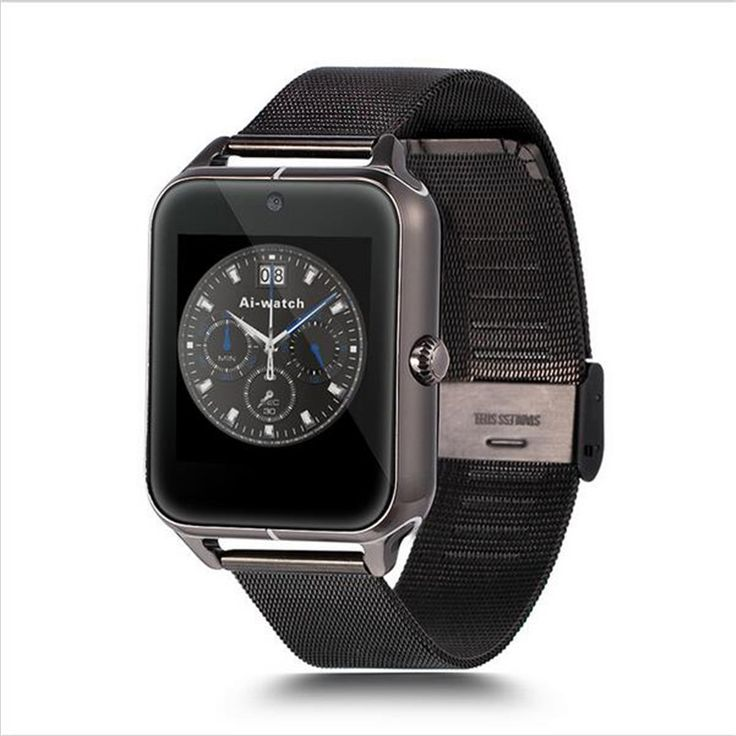 Hestia smart watch z50 bluetooth smartwatch twitter facebook benachrichtigung metallband für iphone android //Price: $US $61.74 & FREE Shipping //     #smartwatches