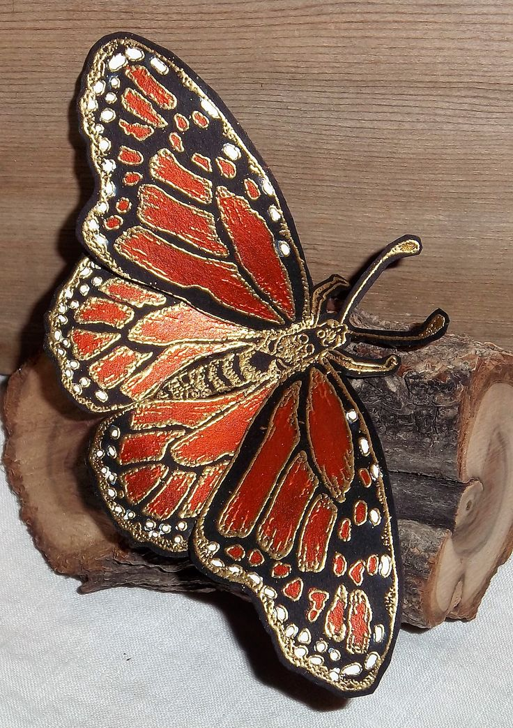 Wow Make Your Own Gorgeous Monarch Butterfly With