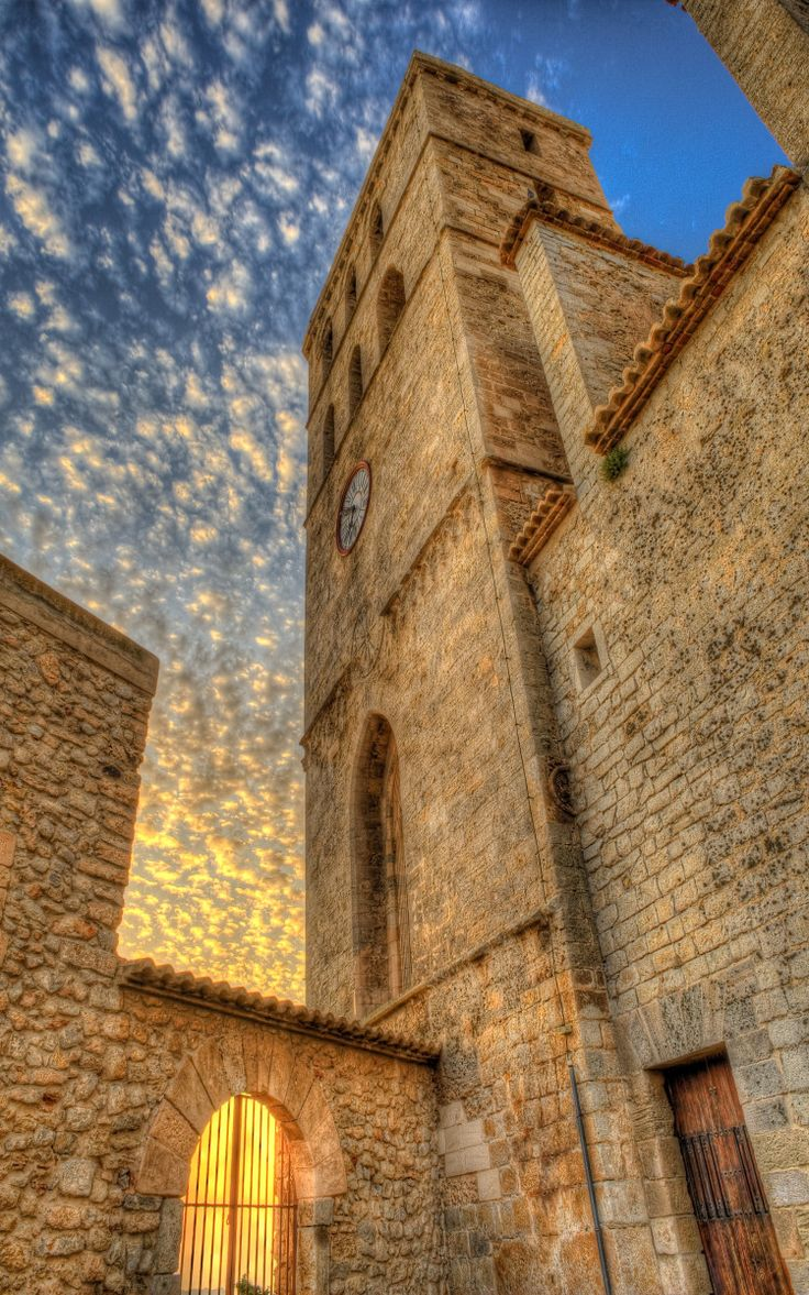 Ibiza – eivissa – catedral