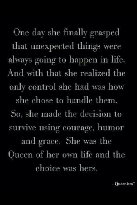 <3 Queen Of her Life <3