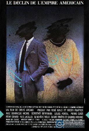 LE DÉCLIN DE L'EMPIRE AMÉRICAIN [FILM] (Canada : Québec, Denys Arcand, 1986)