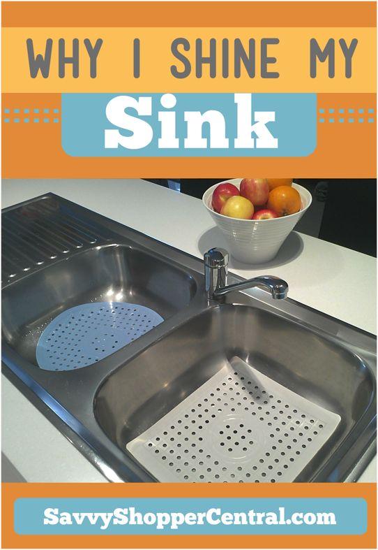 Why I Shine My Sink | Homemaking Tips