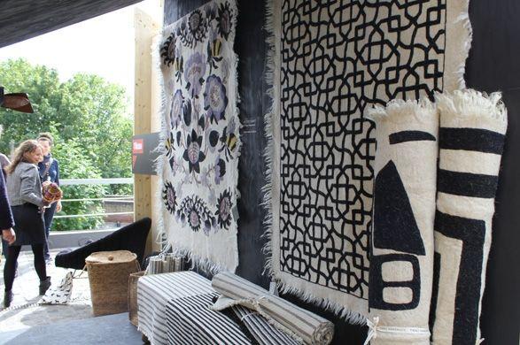 TIKAU at London Design Festival. Tom Dixon organised a West London hub at Portobello Dock. Autumn 2012