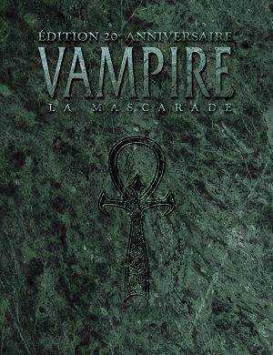 Achetez le JDR Vampire : La Mascarade Edition 20ème Anniversaire