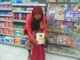 Catatan IndriA: Review Novel: Belahan Jiwa, Saat Dia Selalu Bersam...