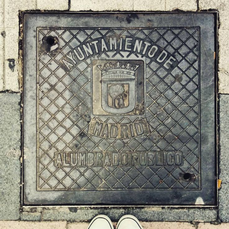 #drainspotting in #Madrid
