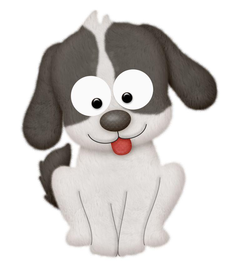 PUPPY DOG CLIP ART   Dibujos de perros, Imagenes de ...