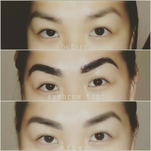 39 best eyebrow tinting and extensions images on pinterest